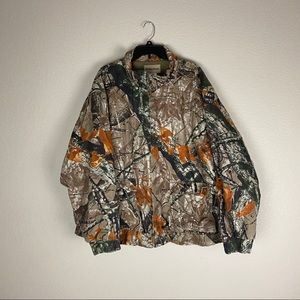 Outfitters Ridge Camo 3D Jacket Hunting 2XL